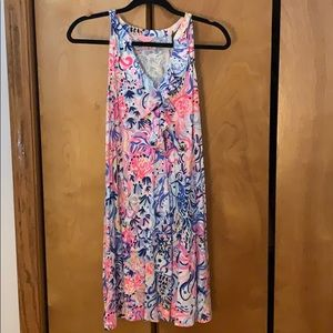 Lilly Pulitzer Sleeveless Dress Sz S